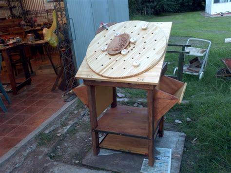 homemade carving bench homemadetoolsnet