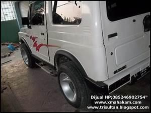 Iklan Bisnis Samarinda  Dijual Mobil Katana 2002 Type Tertinggi Ada Ac Power Stering Harga 56jt