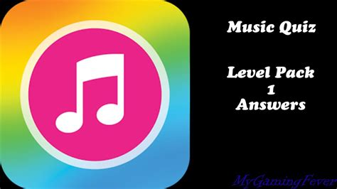 Circle of fifths by barejon. Music Quiz - Level Pack 1 Answers - YouTube