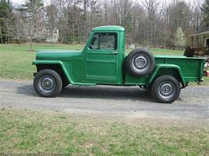 1952 Willys Pickup - Information And Photos