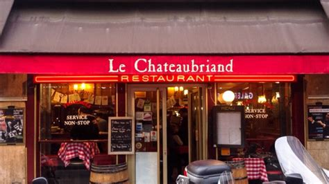 chateaubriand cuisine le châteaubriand in restaurant reviews menu and prices thefork