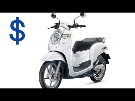 Review Honda Scoopy 2019 by Honda Scoopy 2019 Price In Cambodia
