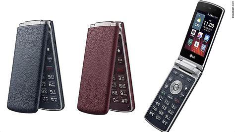 new flip phones lg unveils a smart new flip phone jul 28 2015