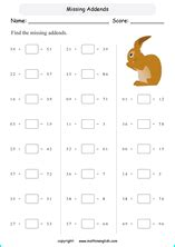 printable decimals worksheets  primary students
