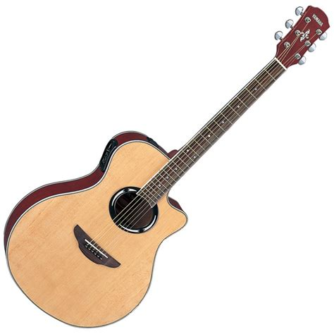 yamaha apx 500 disc yamaha apx500 electro acoustic guitar at gear4music