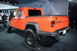 Jeep Wrangler Pick Up : 2019 jeep wrangler unlimited pickup reviews 2018 2019 best suv ~ Medecine-chirurgie-esthetiques.com Avis de Voitures