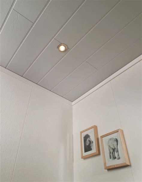 Moderne Len Plafond by Plafondpanelen Keukenarchitectuur