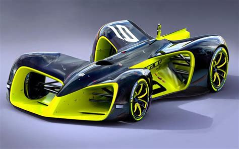 Roborace Is An Autonomous Race Car That Will Be The Future ...