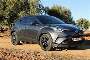 Toyota Chr Noir : essai toyota c hr hybride premier contact ~ Medecine-chirurgie-esthetiques.com Avis de Voitures