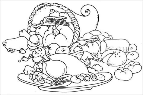 Food And Nutrition Coloring Pages, A Fun Nutrition