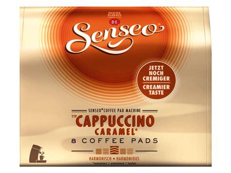 senseo cappuccino caramel preisvergleich testberichte