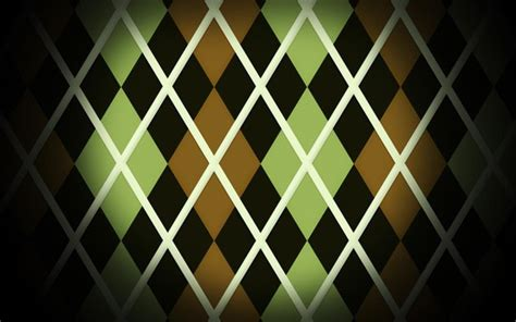 Brown And Green Argyle  Android Central