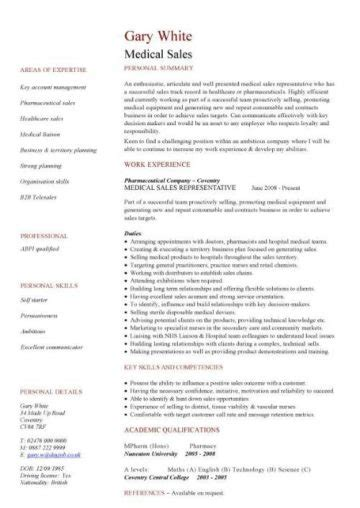 Cv Sles by Cv Template Doctor Cv