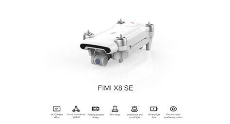 xiaomi praesentiert fimi  se  faltdrohne drone zonede