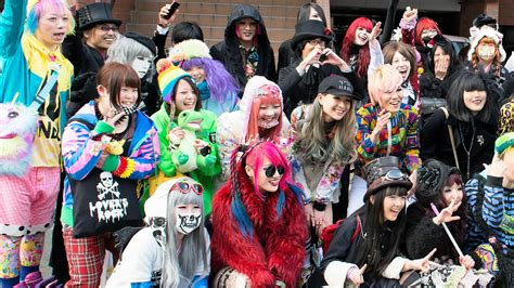 Harajuku Fashion Walk #15 - Kawaii Japanese Street Fashion