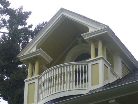 Dormer With Balcony zilka design 187 balcony to the stars