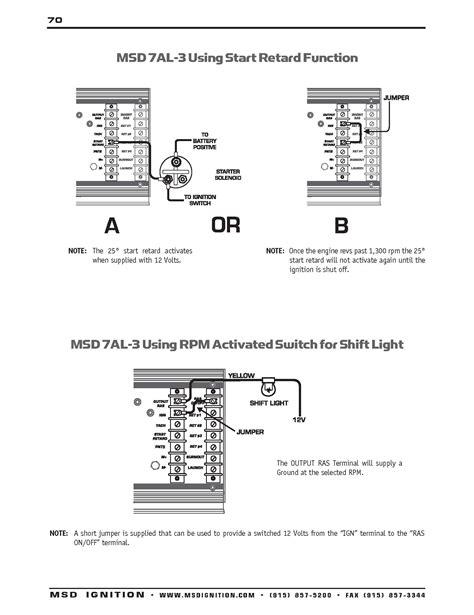 msd power grid wiring diagram msd 6400 wiring diagram