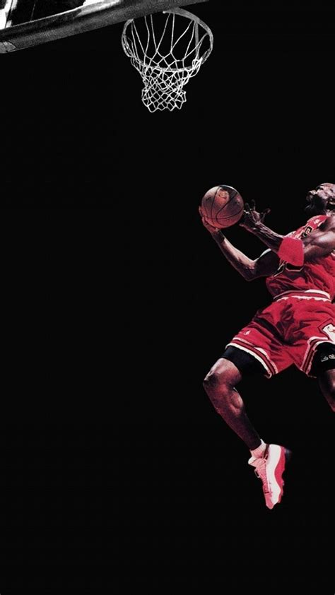 basketball michael jordan dunk clean wallpaper