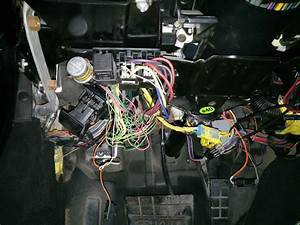 Wiring Under Dash Routing On A 1996