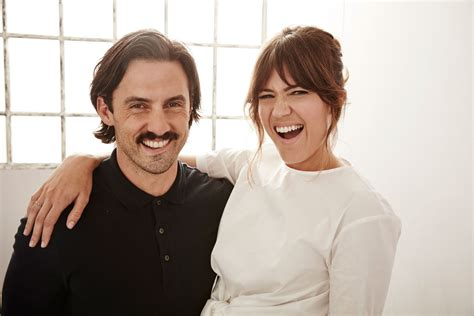 Milo Ventimiglia and Mandy Moore This Is Us