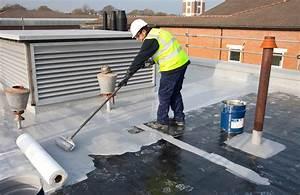 comment realiser l39etancheite liquide armee d39une toiture With comment faire l etancheite d une terrasse