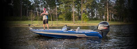 Skeeter Bass Boats Used by Skeeter Boats