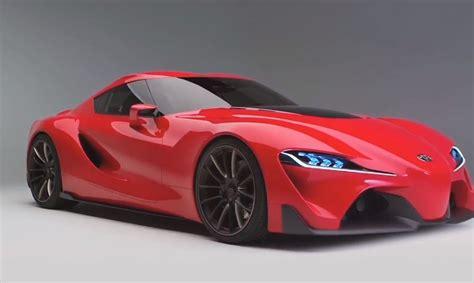 Video: «Toyota» prezentē iespaidīgu sporta auto - Jaunumi ...