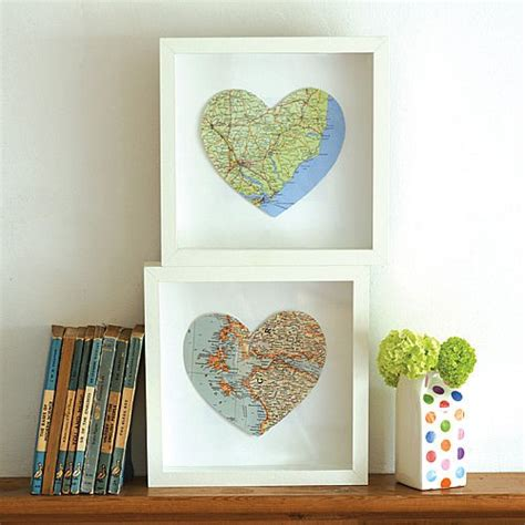 25 Diy Maps Decorations For Your Home That Will Make You