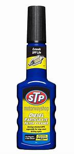 Stp Diesel Particulate Filter Cleaner Fluid Treatment