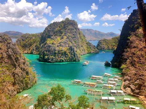 Kayangan Lake Coron Philippines Breathtaking Place