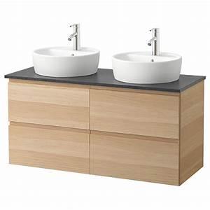 pied meuble salle de bain ikea digpres With meuble salle de bain double vasque brico depot