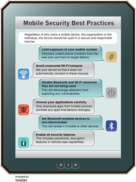 mobile device security mobile security best practices security awareness tip