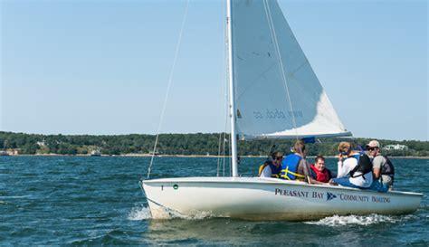 Pleasant Bay Community Boating by Pleasant Bay Community Boating Hours Location 508