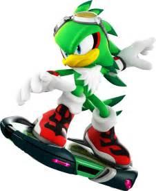 Sonic Free Riders Jet