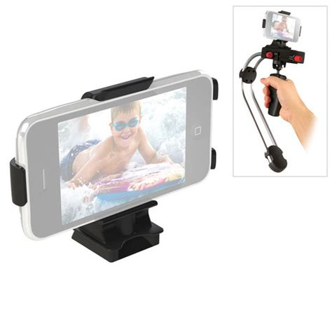 iphone steadicam steadicam smoothee for iphone 3gs smoothee appl3gs b h photo