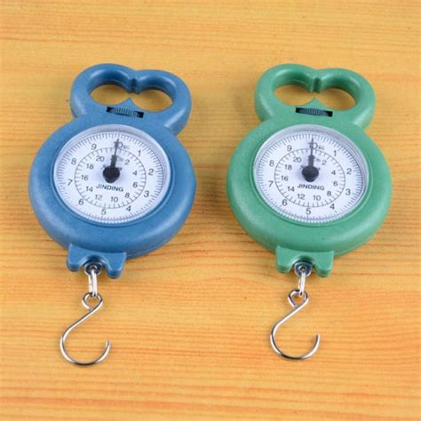 hanging scale 10kg with hook 01kg 10kg luggage weight scale portable needle hanging
