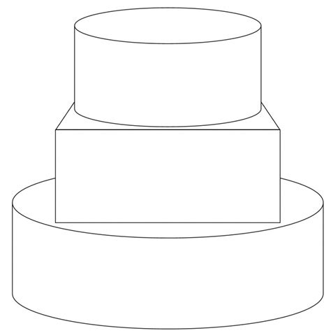 template for cake best photos of cake sketch template blank cake templates for designing tier cake template and