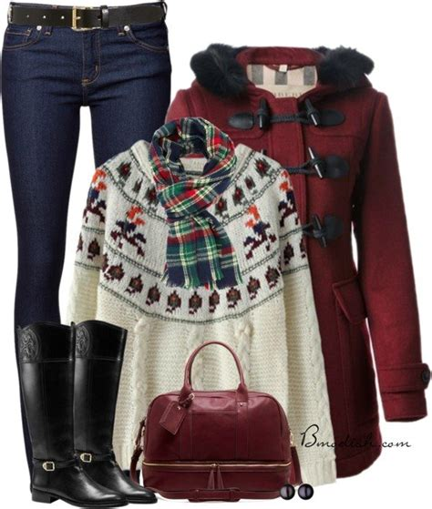 winter outfits polyvore ideas    warm