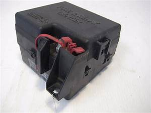 2003 Chrysler Sebring Engine Fuse Relay Box Compartment