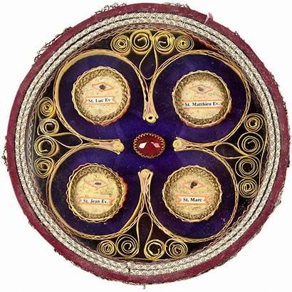 Reliquary French Antique Seal Antiques Uncommon Treasure