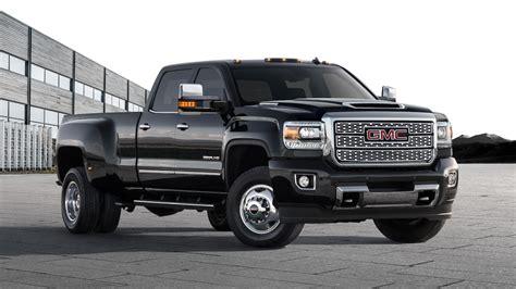sierra denali hd heavy duty pickup truck gmc