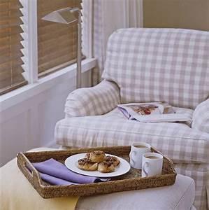 idees deco avec le tissu ecossais classique archzinefr With tapis bébé avec plaid en tissu pour canapé