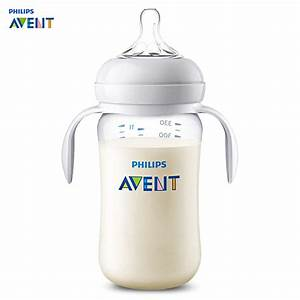 AVENT 330ml Baby Bottle Handle BPA Free Baby Bottle Cup ...