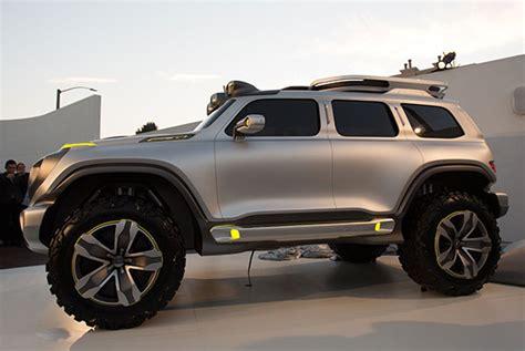 Mercedes-benz Ener-g Force Concept Car (notcot