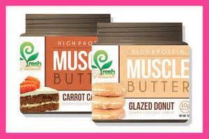 healthy food finds greek yogurt protein nut butter