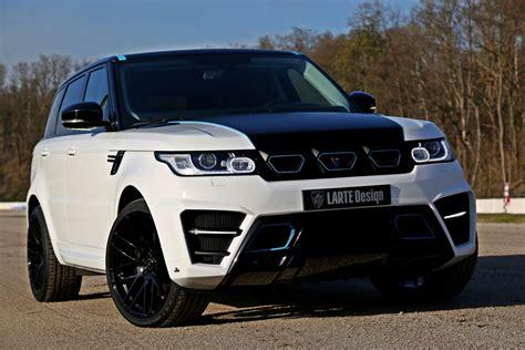 Larte Design Range Rover Sport Winner In The Wild Gtspirit