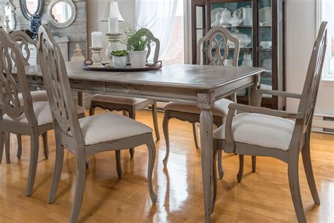 dining room table detailed makeover hometalk
