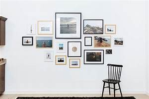 how to hang a gallery wall the right way With when looking for the right gallery wall frames