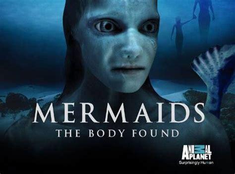 mermaids   evidence reels  huge ratings baits