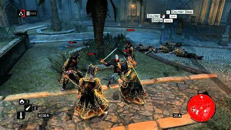 Assassin's Creed Revelations Ezio Vs Janissaries